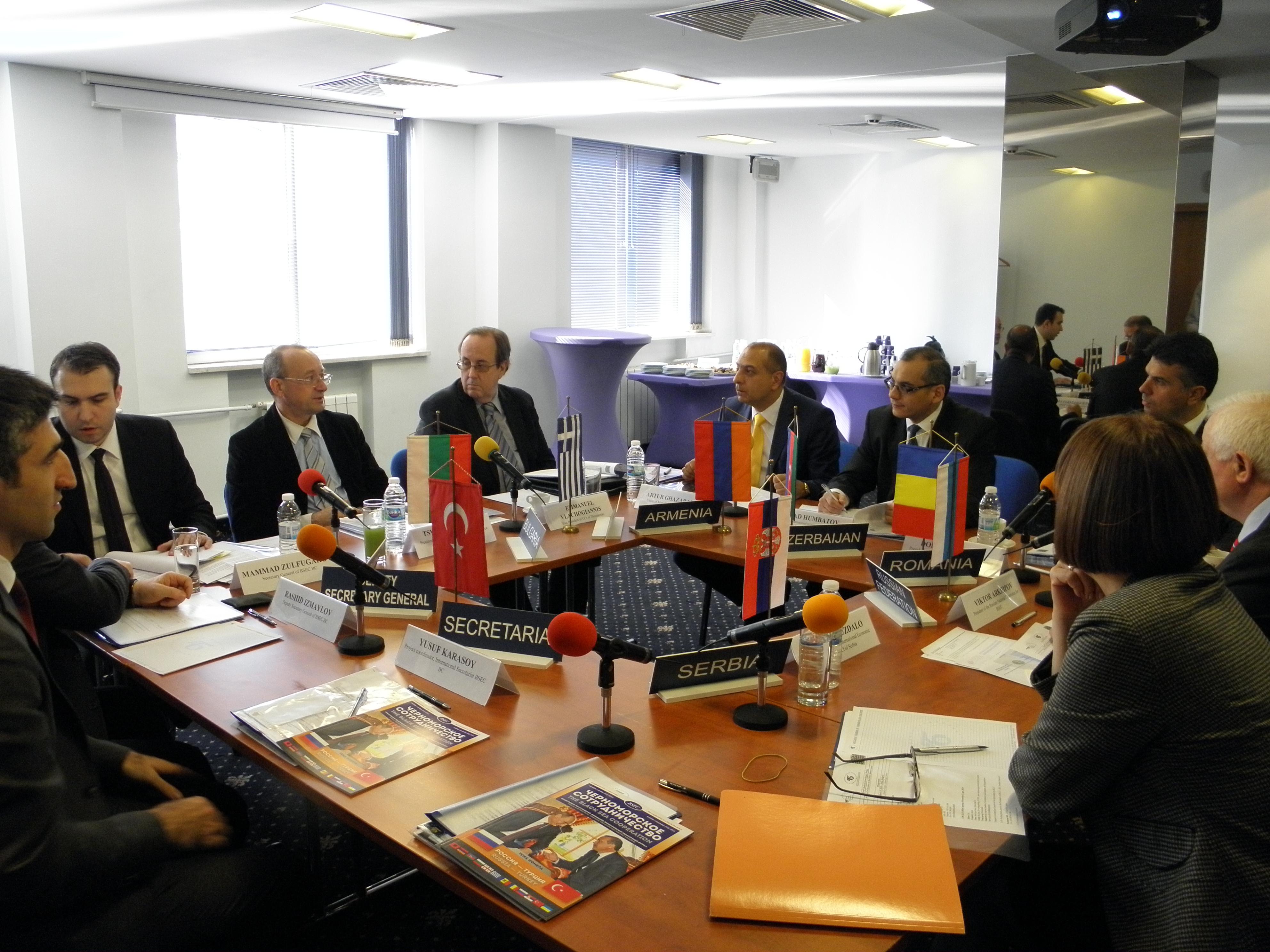 BSEC Meeting