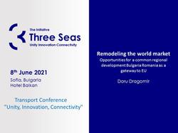 Транспортна конференция -Единство, Иновации,Свързаност