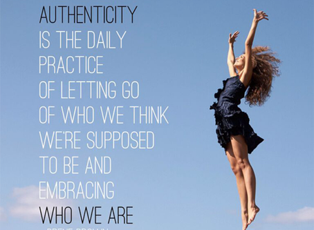 Are You Showing Up As YOU?