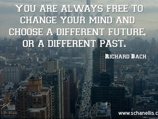 You Are ALWAYS Free to Change Your Mind!
