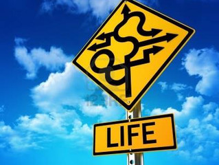 Through Life's Twists and Turns, Stay the Course