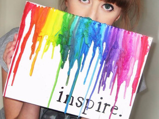 Draw, Paint, Write on the Walls, Be Inspired!