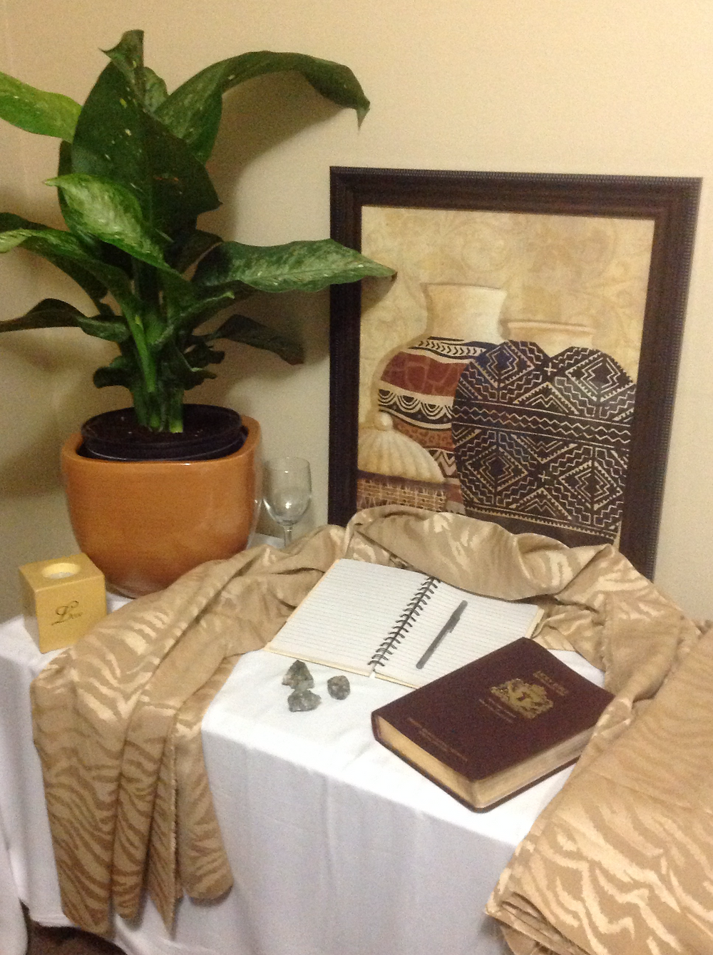 Sacred Space 5 Steps To Creating An Altar In Your Home