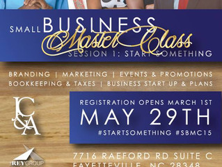 Giveaway | Small Business Master's Class