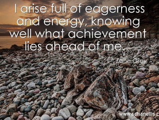 Every Day Choose to Rise with Eagerness!