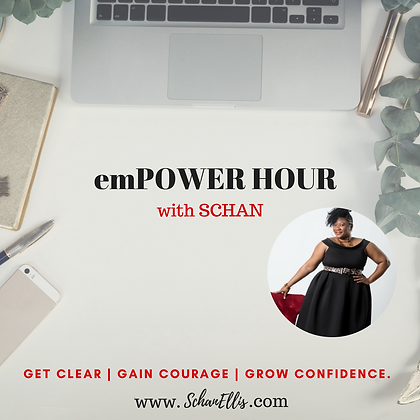emPOWER HOUR with Schan