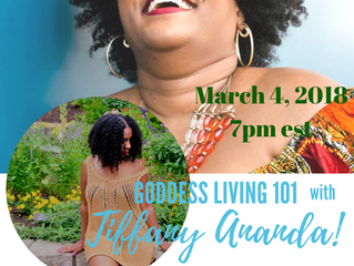 BEING WOMAN Master Life Class! | Goddess Living 101 with Tiffany Ananda