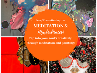 Event: MEDITATION & MasterPeaces! - August 25th, 6-8pm, Columbia, SC