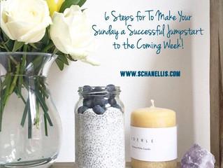 Maximize Your Sunday!