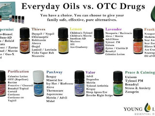 Health and Wellness | Oil Chat: Living Chemical Free