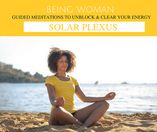 Guided Meditation for Clearing the Solar Plexus Chakra