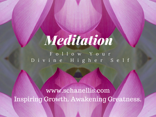 Follow Your Divine Higher Self Through Meditation