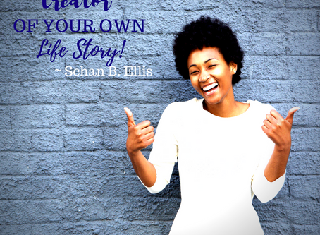 You Can Create Your OWN Life Story!