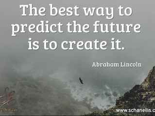 You Have The POWER to CREATE Your Future!