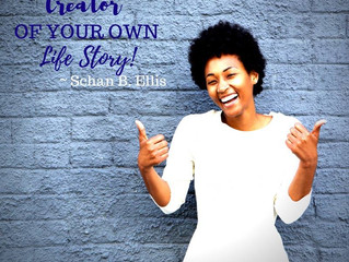 You Are the CREATOR of Your Own Life Story