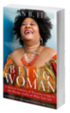 BEING WOMAN is book of awakenin, self-healing, and transforming you life!