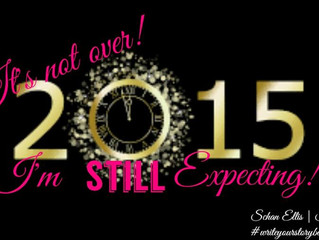 2016 is Tomorrow But I'm Still Expecting Great Things Still THIS Year!