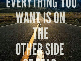 Monday Matters   Everything You Want Is On The Other Side of Fear   Guest Blogger, Anissa Short, PhD