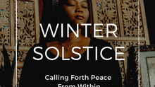 Winter Solstice | 3 Ways to Honor Its Wisdom