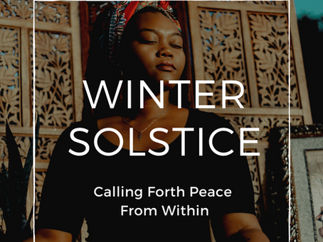 Winter Solstice | 3 Ways to Honor Its Wisdom