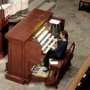 Sunset Organ Vespers at Bryn Athyn Cathedral