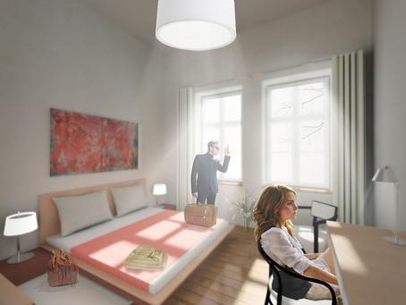 Potřebujete interiérového architekta?