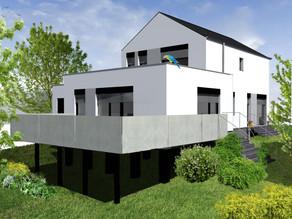 Rodinný dům v Blansku