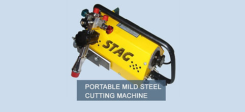 portable mild steel cutting machine