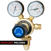oxygen gas regulators