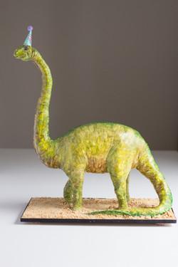 Brontosaurus Cake