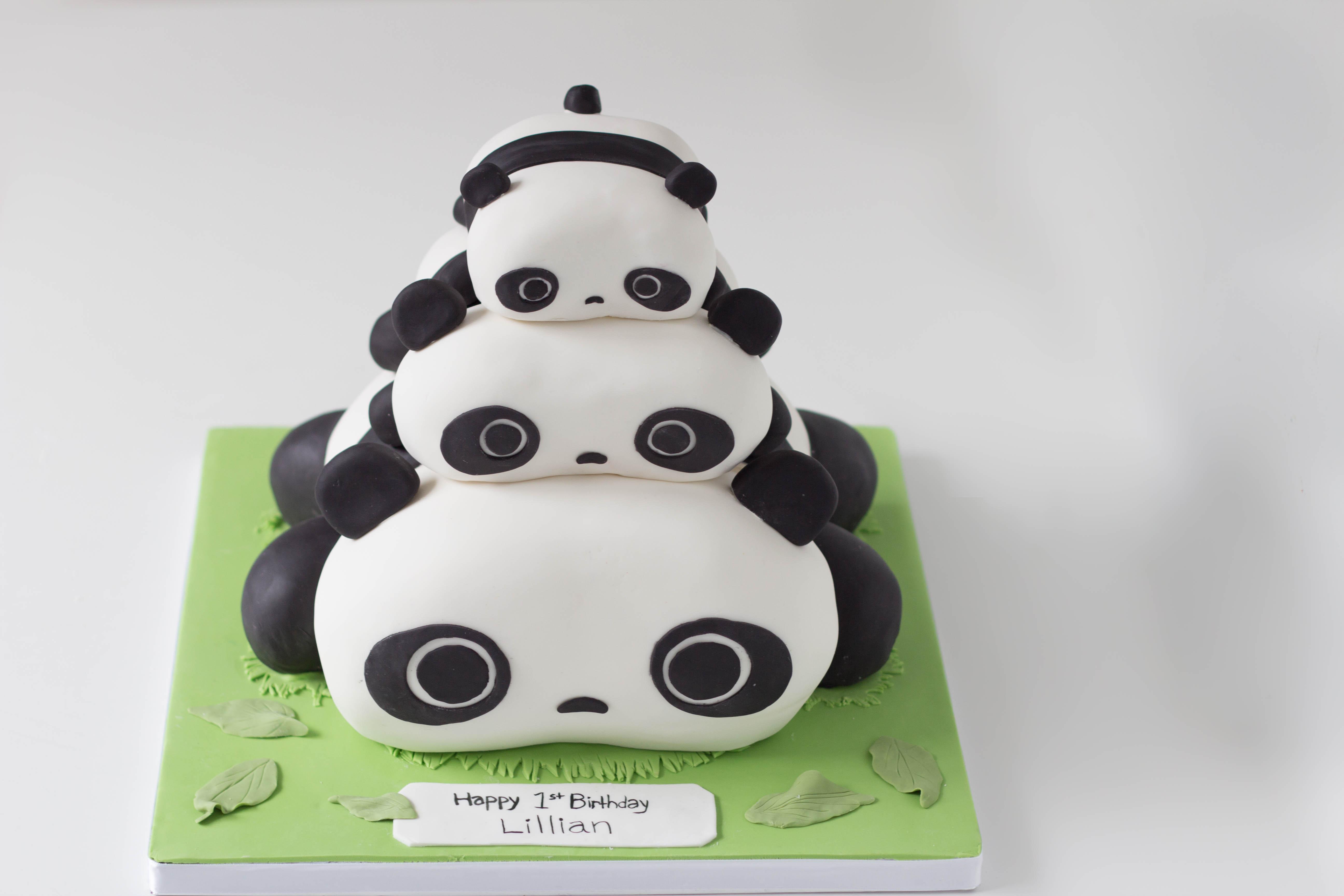 Tarepanda Cake