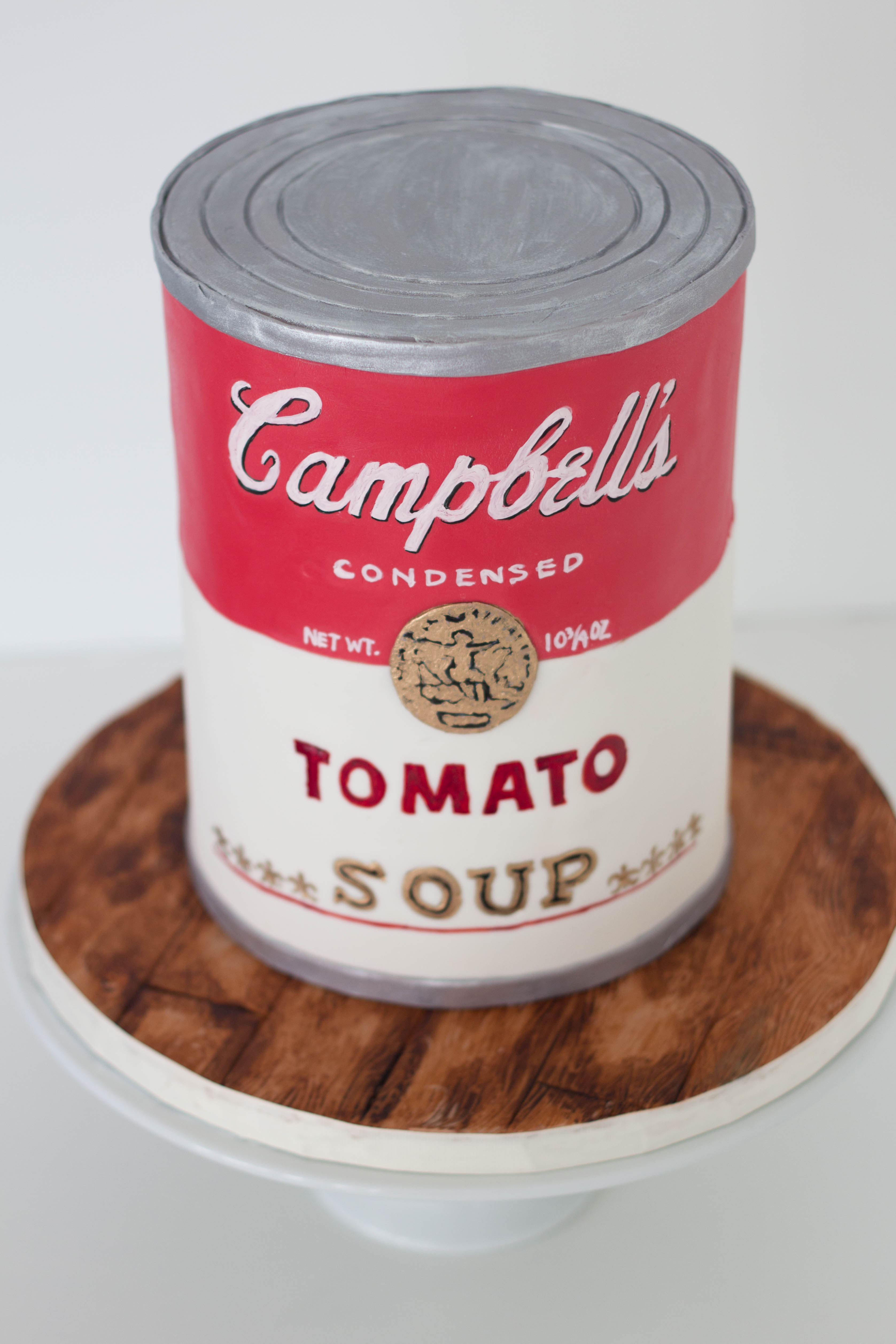 Campbell's Soup Cake