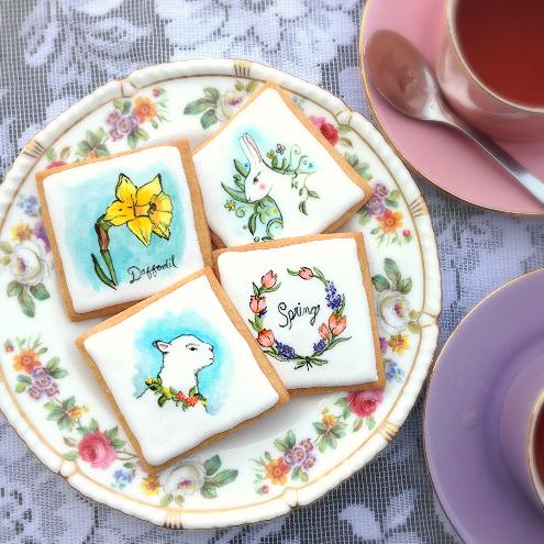 Spring Easter Cookies