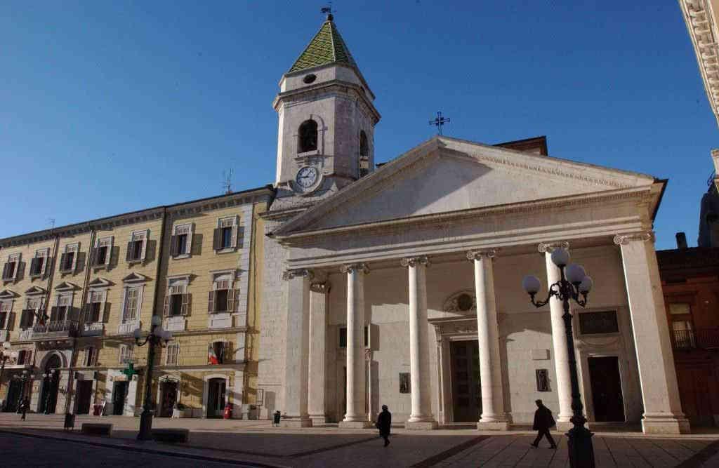 Cattedrale Santissima Trinità di Campobasso (CB)