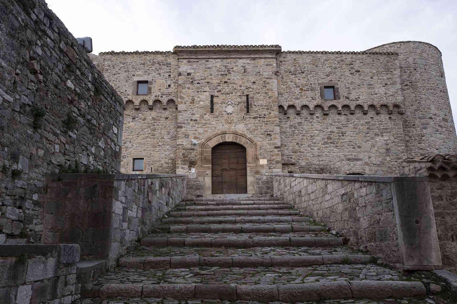 Castello di Civitacampomarano (CB)