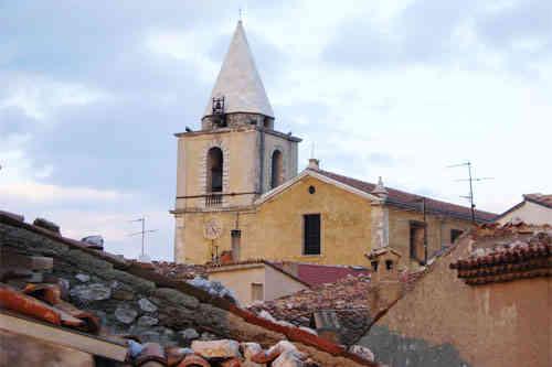 Chiesa di San Lorenzo Martire - Busso (CB)