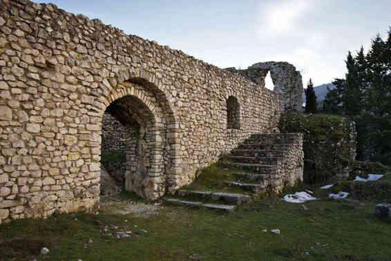 Castello di Civita di Bojano (CB)