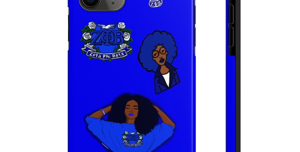 Zeta Centennial Tough Phone Cases