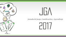 I Jornadas de Juego, Gamificación y aprendizaje