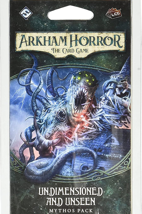 Arkham Horror: The Card Game - Undimensioned and Unseen - Mythos Pack