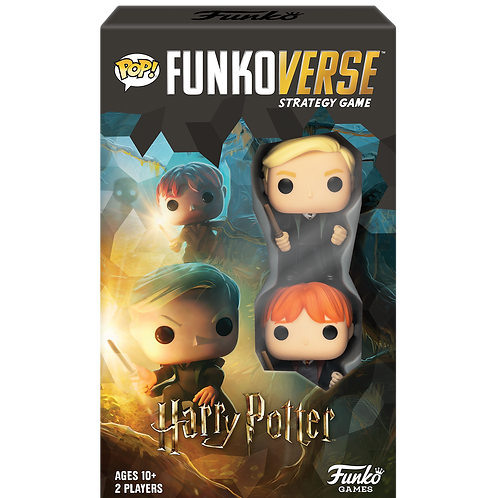 FunkoVerse Strategy Game: Harry Potter Standalone