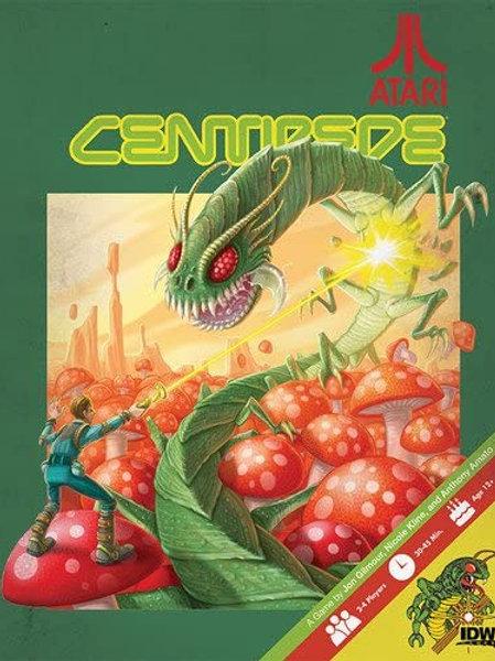 Atari Centipede Board Game
