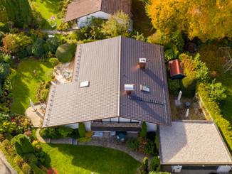 Dacherneuerung mit energetischer Sanierung inkl. aller Blecharbeiten