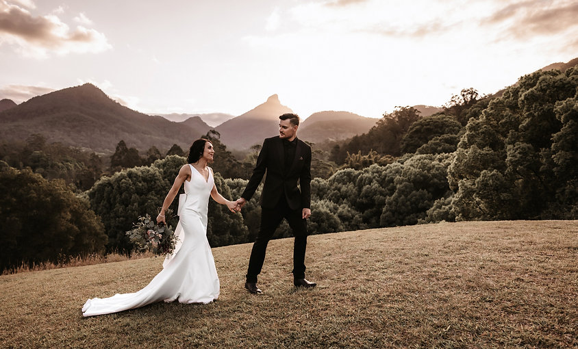 Gold Coast Wedding Photographer Broken B