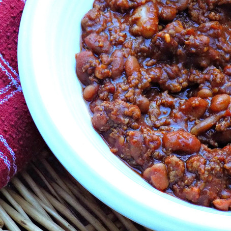 Your New FAVORITE Chili!