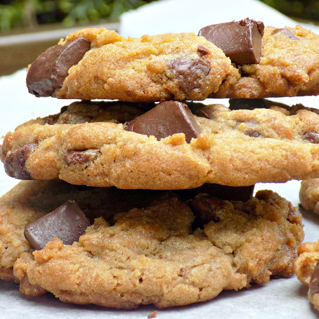 The Best Chocolate Chunk Cookies