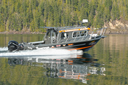 Customized Fishing Boat