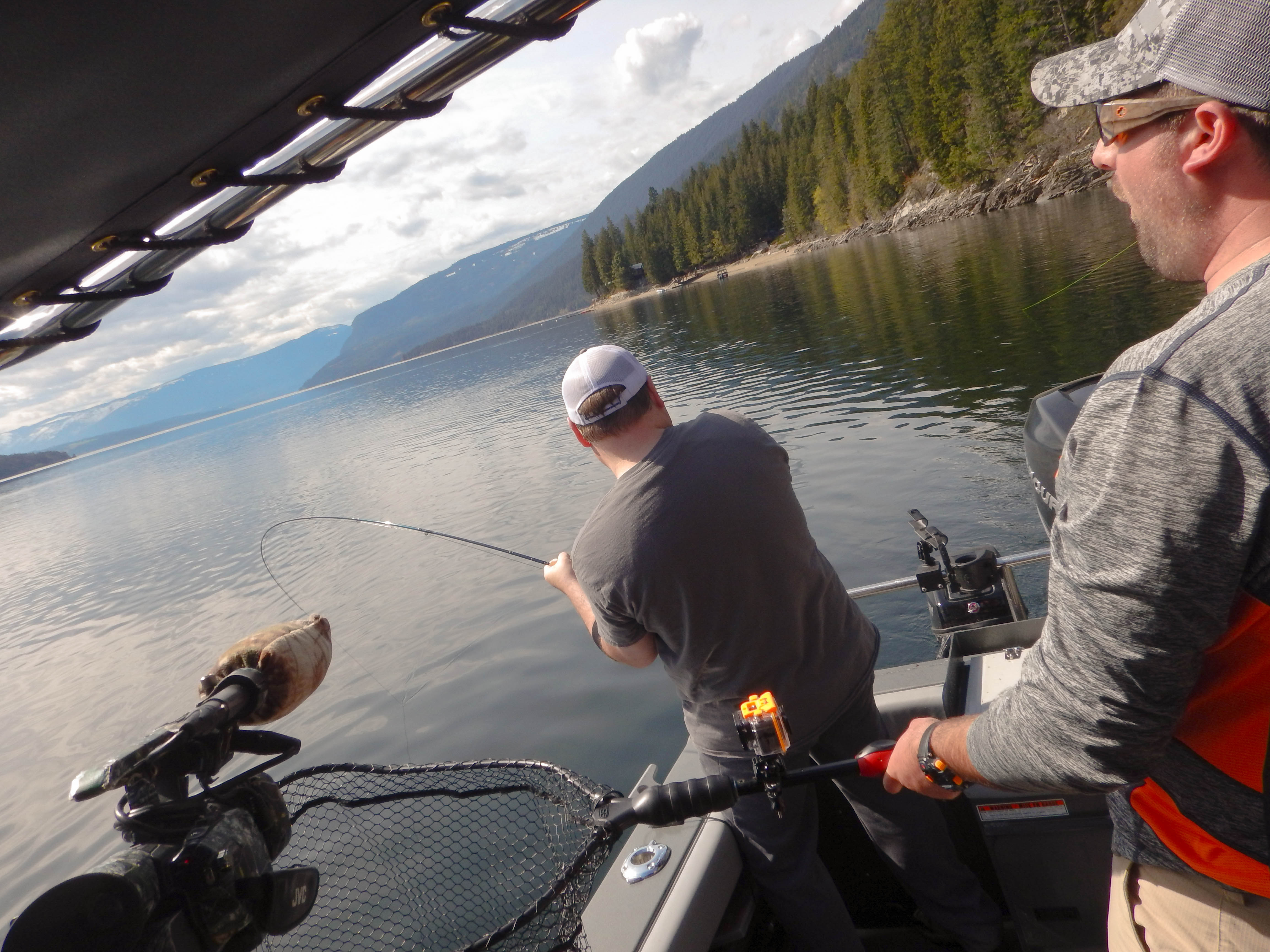Fishing Charter in The Okanagan