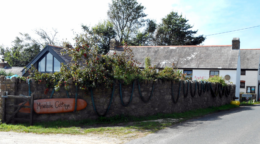 Mewlade Cottage, The Store and