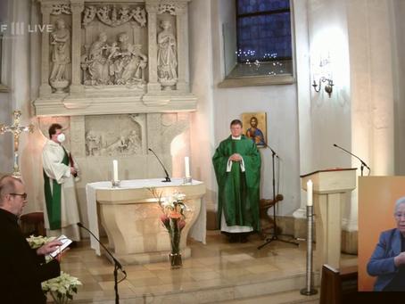 Gottesdienst Übertragung ORFIII